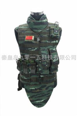 雪豹新式武警特战防弹衣