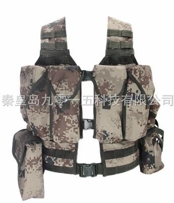 06步枪手配置荒漠迷彩战斗携行具