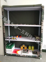 定制迷彩柜罩折叠简易便携式衣柜