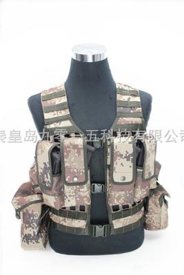 新式06通用单兵战斗携行具步枪手士兵配置